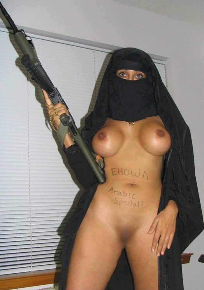 【おっぱい】イスラム系の普段は露出少ないお姉さんが脱ぐと漏れなく巨乳で褐色なので中東系のエッロいおっぱいエロ画像集めてみた【80枚】 26