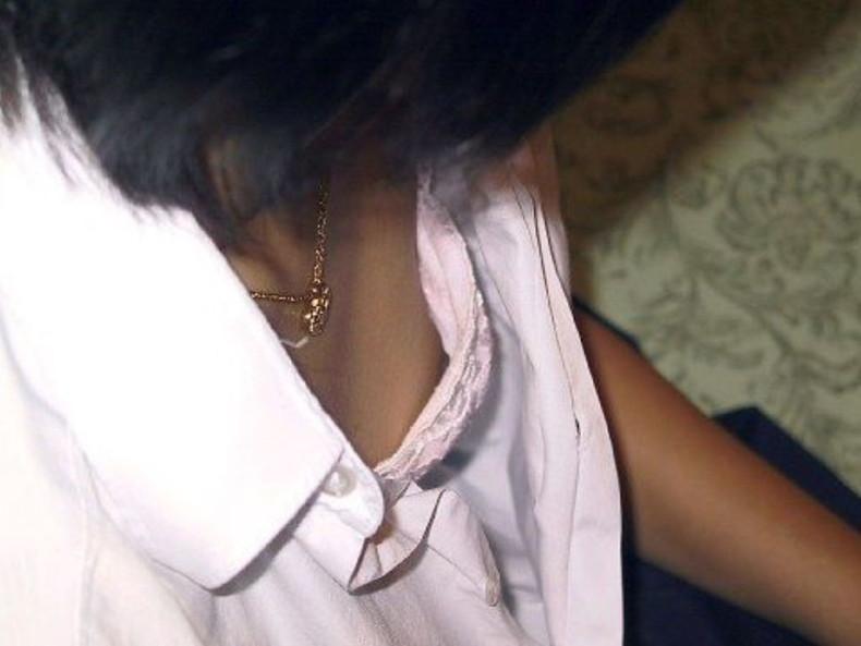 【おっぱい】素人JKの美乳や発育の良い巨乳が着替え盗撮や自撮りで晒されちゃった女子校生おっぱい画像集【80枚】 33