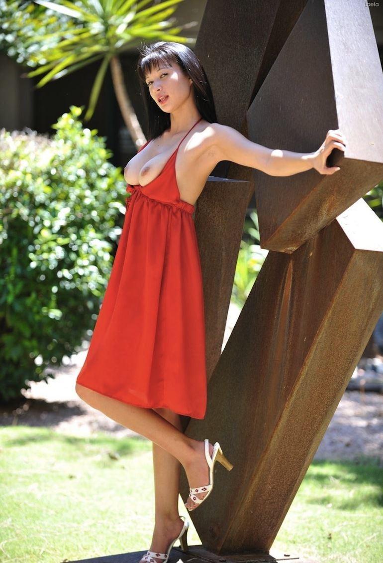 【おっぱい】フィリピン人のヌードモデルや風俗嬢が想像以上に美巨乳だったのでエロ画像集めてみましたww【80枚】 31