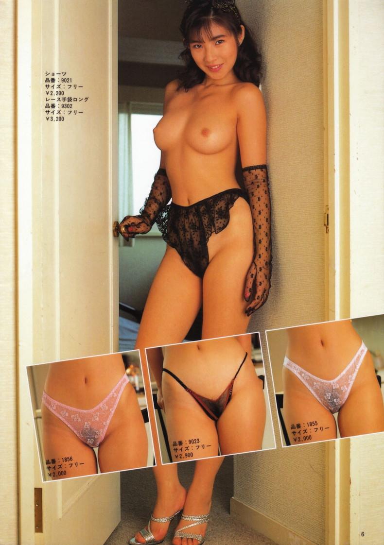 【おっぱい】昭和のバブル感を彷彿させる巨乳美女たちの一周回ってエロすぎるおっぱい画像集ww【80枚】 37