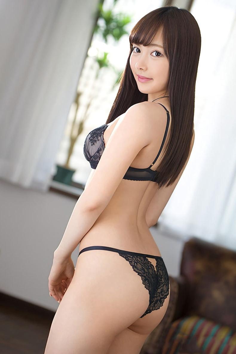 【おっぱい】黒ランジェリーを着た美巨乳な大人の女にパイズリされてみたい!黒ランジェリーのおっぱい画像集!ww【80枚】 49