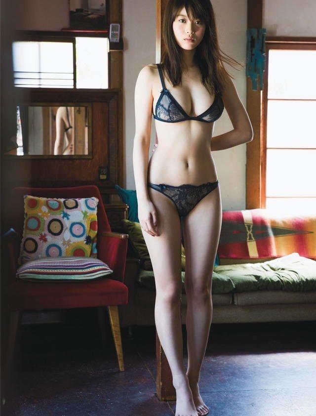 【おっぱい】黒ランジェリーを着た美巨乳な大人の女にパイズリされてみたい!黒ランジェリーのおっぱい画像集!ww【80枚】 55