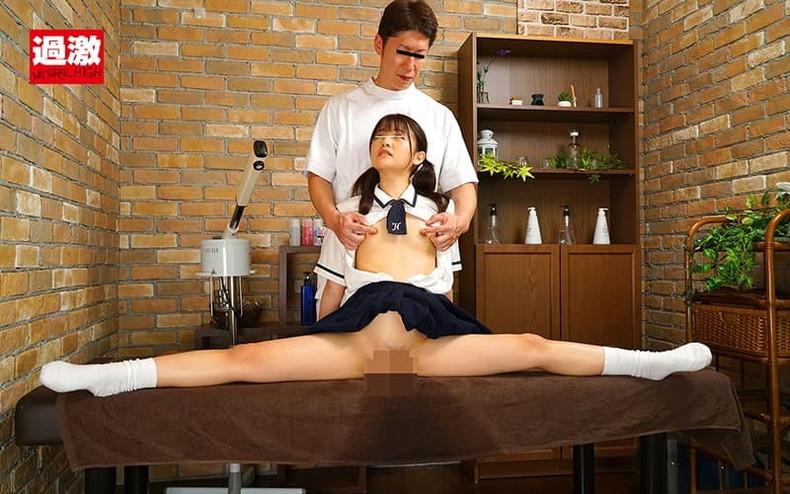 【おっぱい】巨乳過ぎて肩がこる女性たちに整体師がスペンス乳腺調教!自慢のおっぱい弄ってセクハラしまくる整体おっぱい画像集ww【80枚】 56