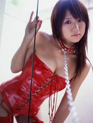 【おっぱい】ドMな美女達が首輪を装着され乳首を勃起させておねだりしてる首輪おっぱい画像集w【80枚】 22
