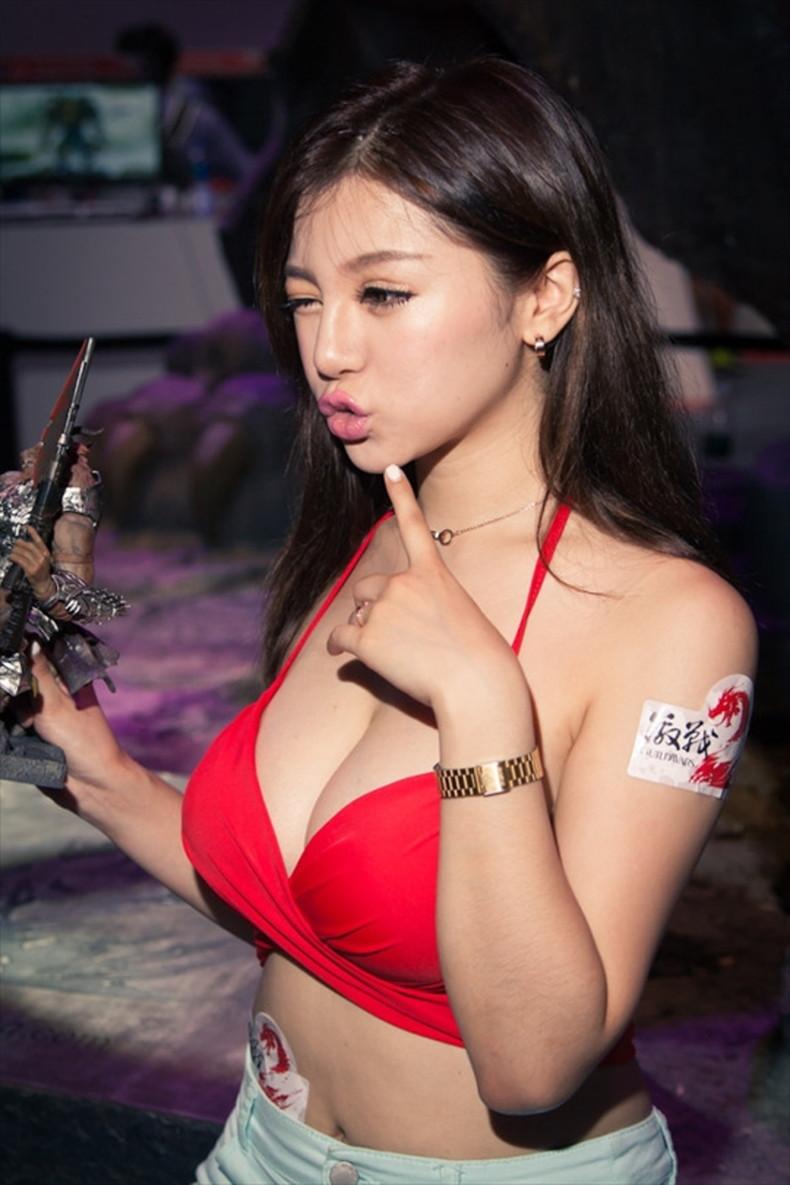 【おっぱい】台湾人のぐぅカワだけどちょっと日本人とは違う美巨乳が最高!!台湾人のおっぱい画像集!ww【80枚】 71