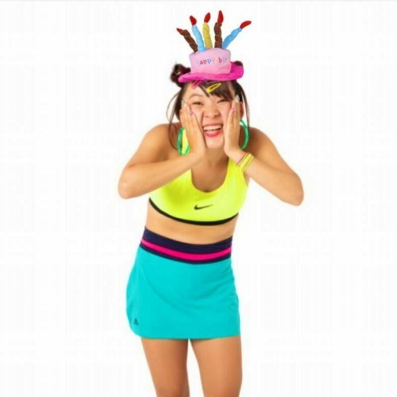 【おっぱい】スポーツブラ巨乳がエロ過ぎるユーチューバー芸人フワちゃんの胸チラおっぱい画像集!ww【80枚】 28