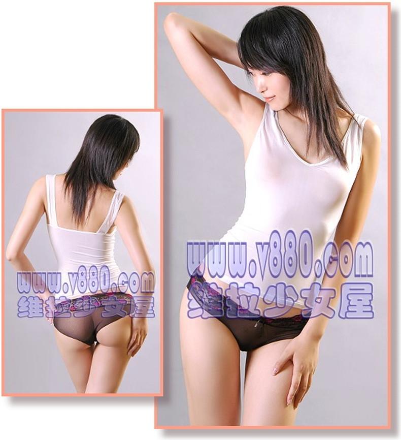 【おっぱい】通販サイトやカタログの下着モデルがセクシーランジェリーで胸チラしたり透け乳首状態になってる下着モデルのエロ画像集!ww【80枚】 31