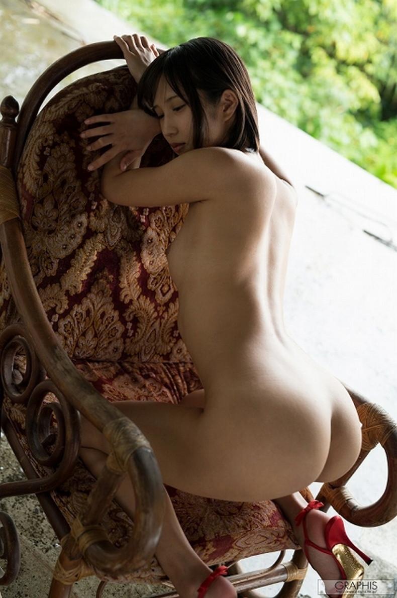 【おっぱい】爽やかショートヘアーなのにくびれボインでビッチなAV女優湊莉久のおっぱい画像集!w【80枚】 61