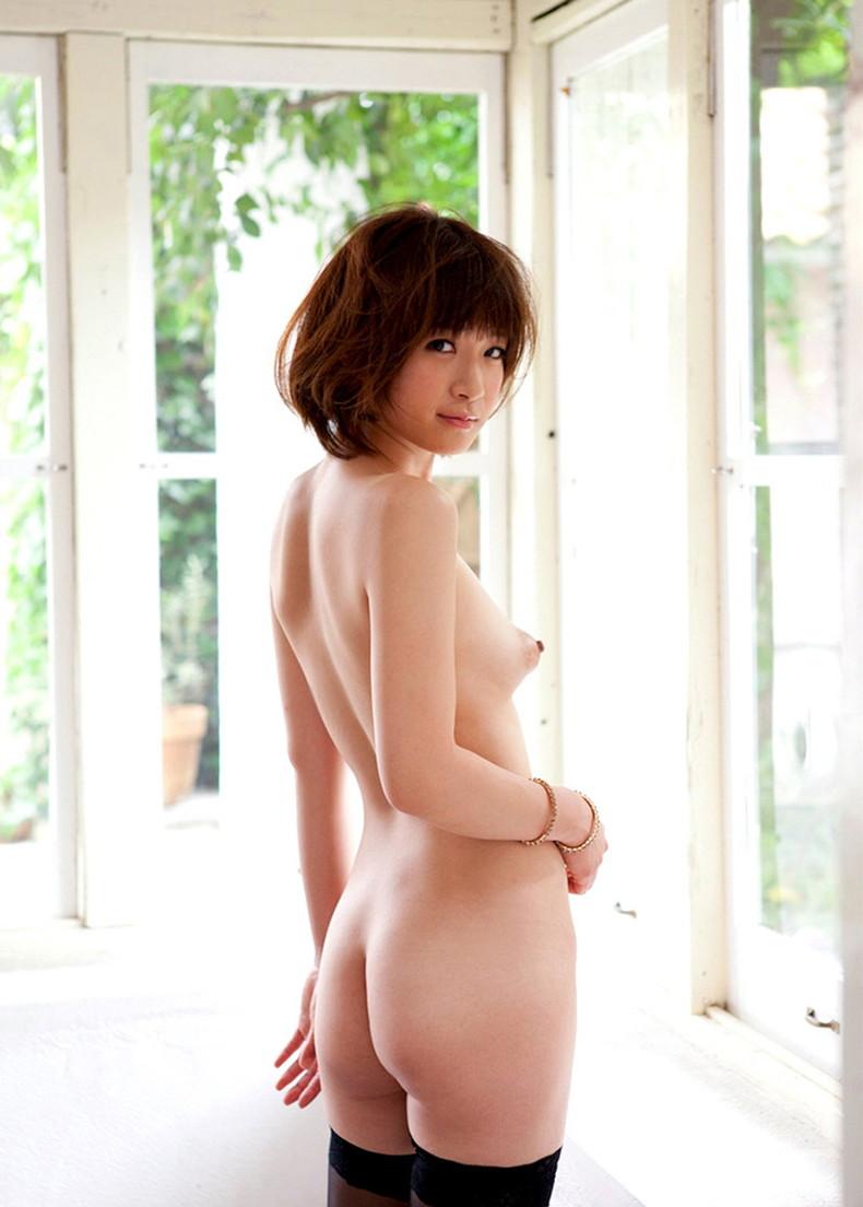 【おっぱい】オールヌードで自慢のおっぱいを露出してくれてる全裸美女のおっぱい画像集ww【80枚】 61