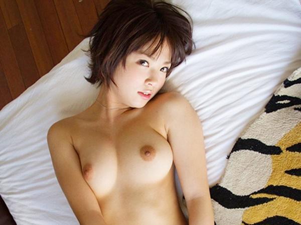 【おっぱい】ボーイッシュな女の子が脱いで意外に巨乳だったときのギャップ萌え感がエロすぎるボーイッシュおっぱい画像集【80枚】 25
