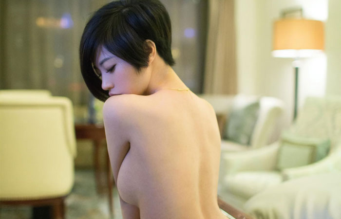 【おっぱい】ボーイッシュな女の子が脱いで意外に巨乳だったときのギャップ萌え感がエロすぎるボーイッシュおっぱい画像集【80枚】 74