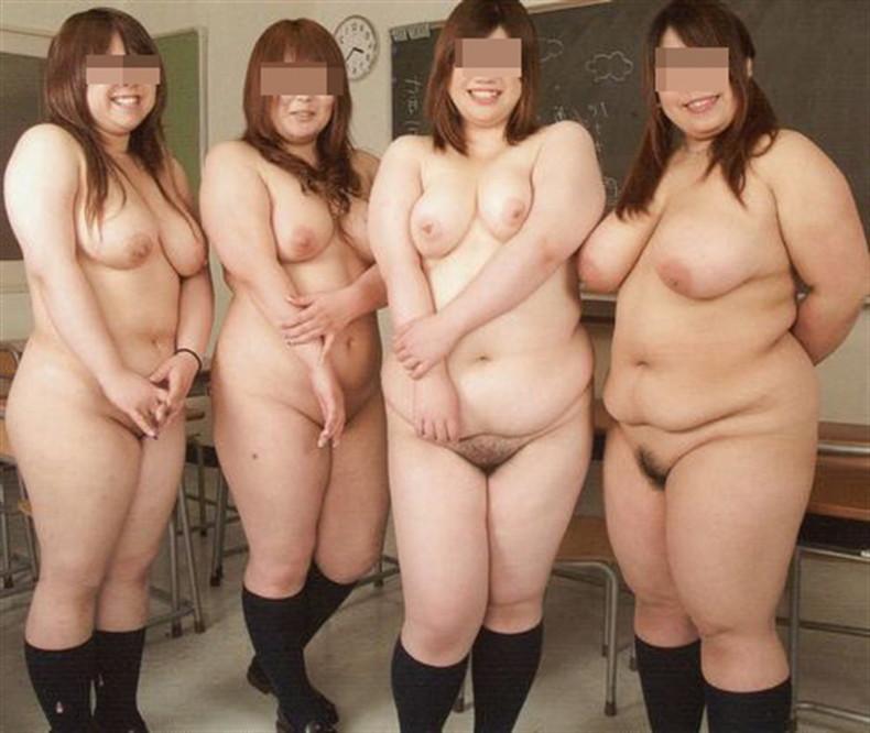 【おっぱい】デブじゃなくて豊満!!ちょいぽっちゃりな巨乳娘たちの豊満おっぱい画像集【80枚】 21