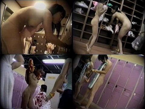 【おっぱい】すみません素人女子のおっぱい見た過ぎて脱衣所を隠し撮りしちゃいました....脱衣所盗撮のおっぱい画像集【80枚】 57