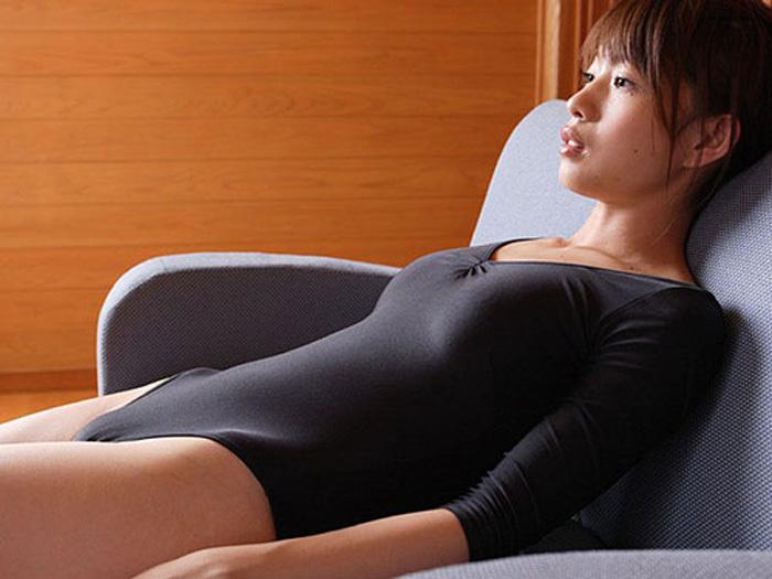 【おっぱい】レオタード着たロリな女の子や巨乳ギャルが乳首ぽっちんさせて開脚しちゃってるレオタードのおっぱい画像集【80枚】 39