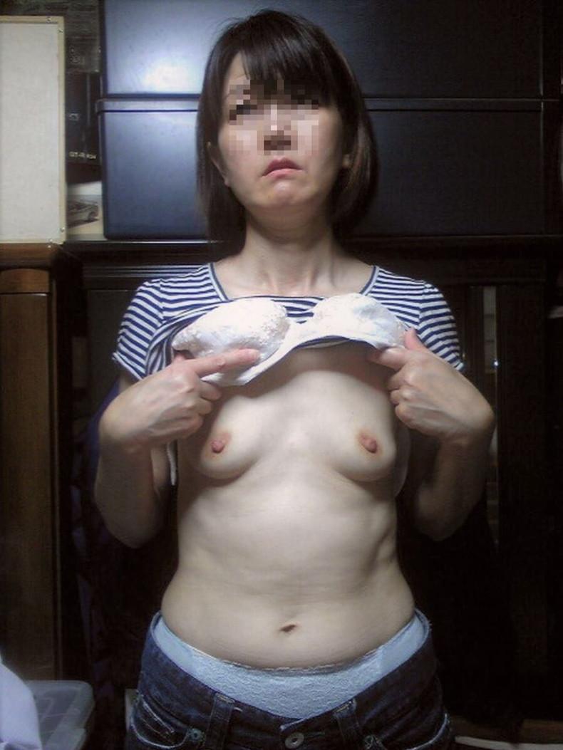 【おっぱい】この熟女巨乳が人のものだと思うと興奮が止まらなくなる人妻おっぱい画像集【90枚】 15