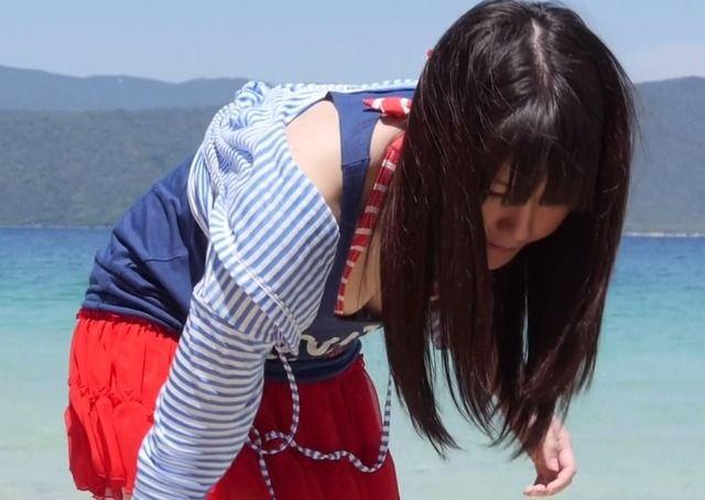 【おっぱい】激カワ声優達が水着やランジェリーでグラビア撮影して谷間を露出しちゃった声優おっぱい画像集【80枚】 28