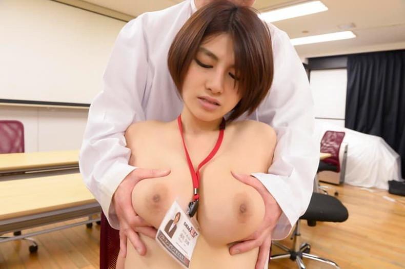 【おっぱい】内科や婦人科に診察に来たOLや巨乳な人妻たちが乳首弄られ寝取られ放題の診察おっぱい画像集ww【80枚】 50