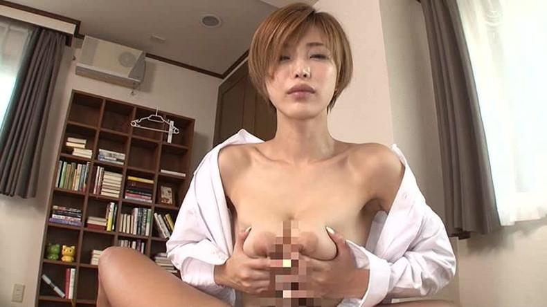【おっぱい】巨乳娘がノーブラで男性用の大きなワイシャツを羽織って胸チラや透け乳首状態で誘惑してくれてるノーブラワイシャツのおっぱい画像集!ww【80枚】 63