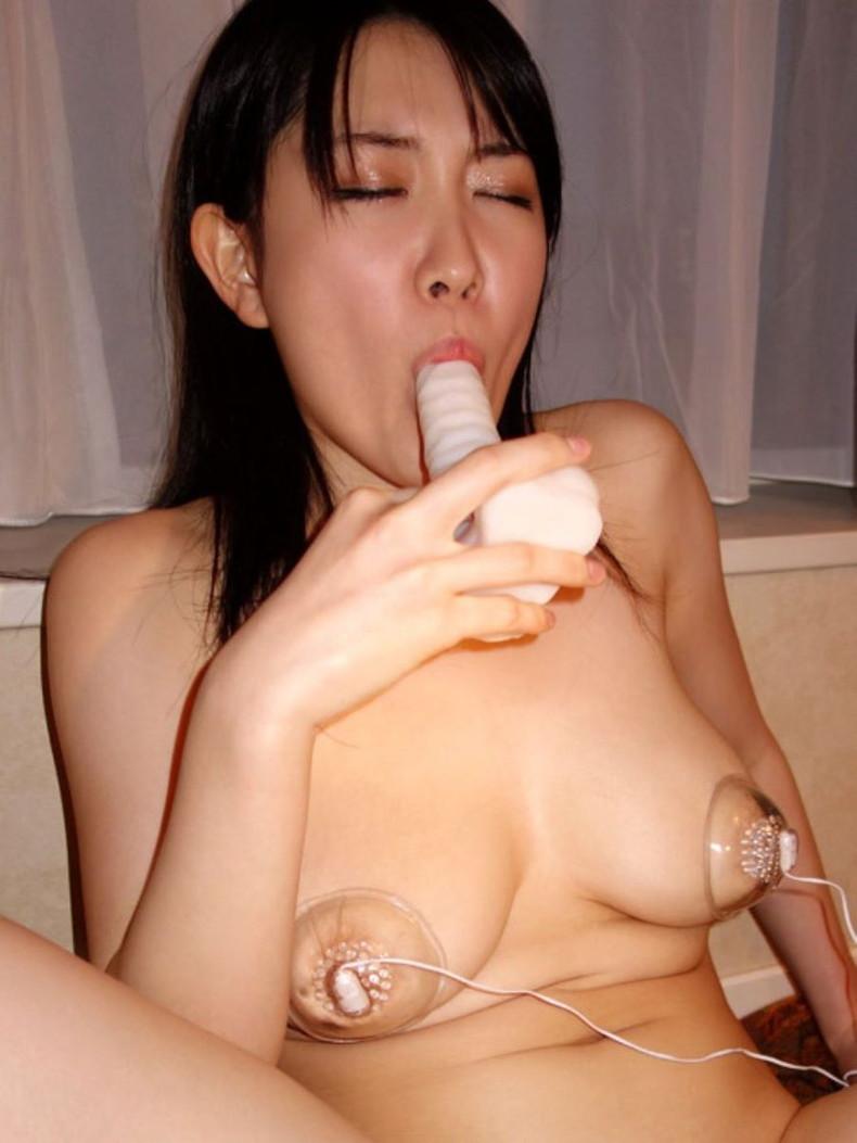 【おっぱい】吸引器や搾乳マシーンで美女のおっぱいを吸いまくっていびつな形にしちゃった吸引おっぱい画像集ww【80枚】 20