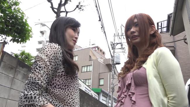 【おっぱい】雨にも負けず街中で素人女性をナンパ!長身で可愛すぎる美しすぎるニューハーフちゃんのおっぱい画像がエロすぎる!【30枚】