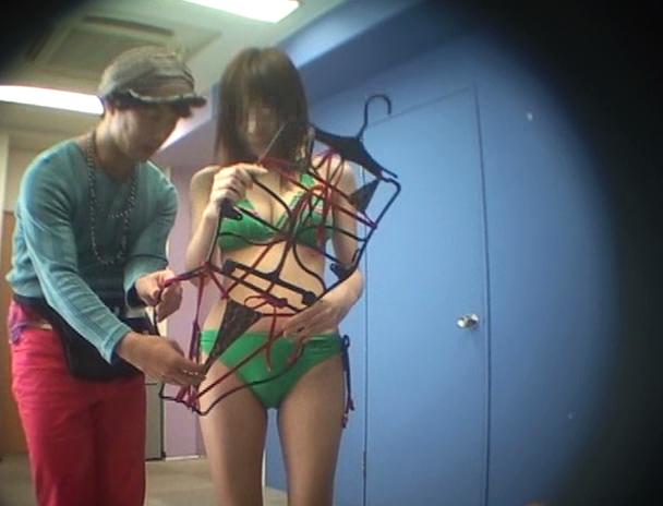 【おっぱい】ムラムラさせてエッチなことしてみよう!水着試作モデル募集できた素人娘たちのおっぱい画像がエロすぎる!【30枚】 08