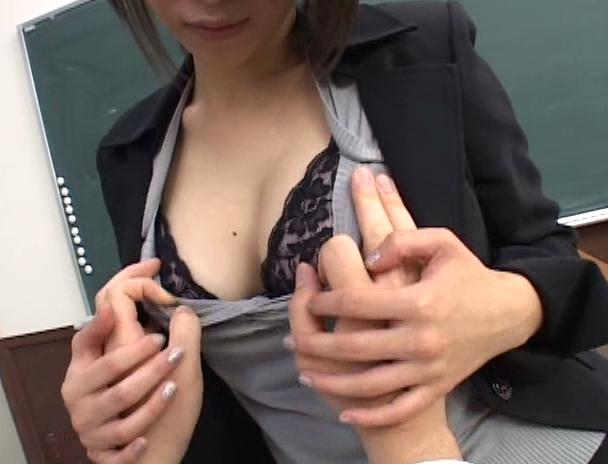【おっぱい】濃厚なセックスの後に濃厚なザーメンをぶっかけられようとしている大人気AV女優・大塚咲さんのおっぱい画像がエロすぎる!【30枚】 10