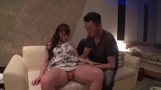 【おっぱい】肉感的で生々しい本気汁ハメ撮りセックスを繰り広げていく肉感ボディの爆乳人妻AV女優・白石茉莉奈さんのおっぱい画像がエロすぎる!【30枚】 15