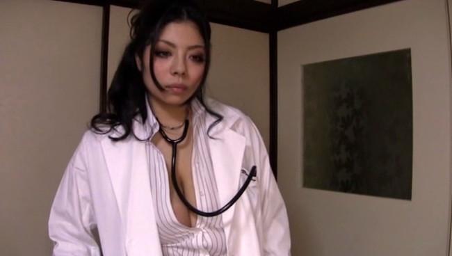 【おっぱい】爆乳もみもみクリニックへようこそ!120㎝Kカップ爆乳で治療してくれる女医さんのおっぱい画像がエロすぎる!【30枚】 28