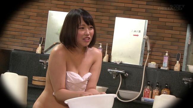【おっぱい】男性客の股間にマッサージオイルを塗って自分の股間で揉みほぐしてあげる伊豆長岡温泉で見つけたお嬢さんたちのおっぱい画像がエロすぎる!【30枚】 08