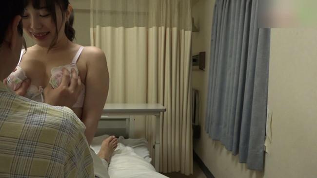 【おっぱい】検査入院&生活改善で病院に入院したらヤラせてくれた噂の美人看護師たちのおっぱい画像がエロすぎる!【30枚】 18