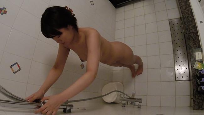 【おっぱい】マニアックな世界で流行っている?!シャワールームを見学するクラブにいる女子校生たちのおっぱい画像がエロすぎる!【30枚】 28