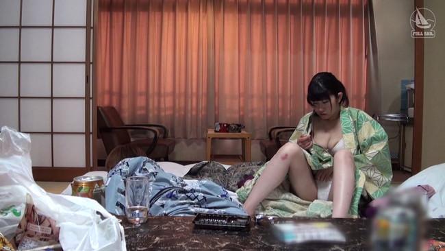 【おっぱい】高級旅館を貸し切りにして、温泉や部屋…どこでもセックスをしちゃうカップルのセックス画像がエロすぎる!【30枚】 08