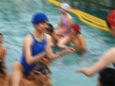 昭和時代の水泳授業、羨ましすぎ抜いたwww