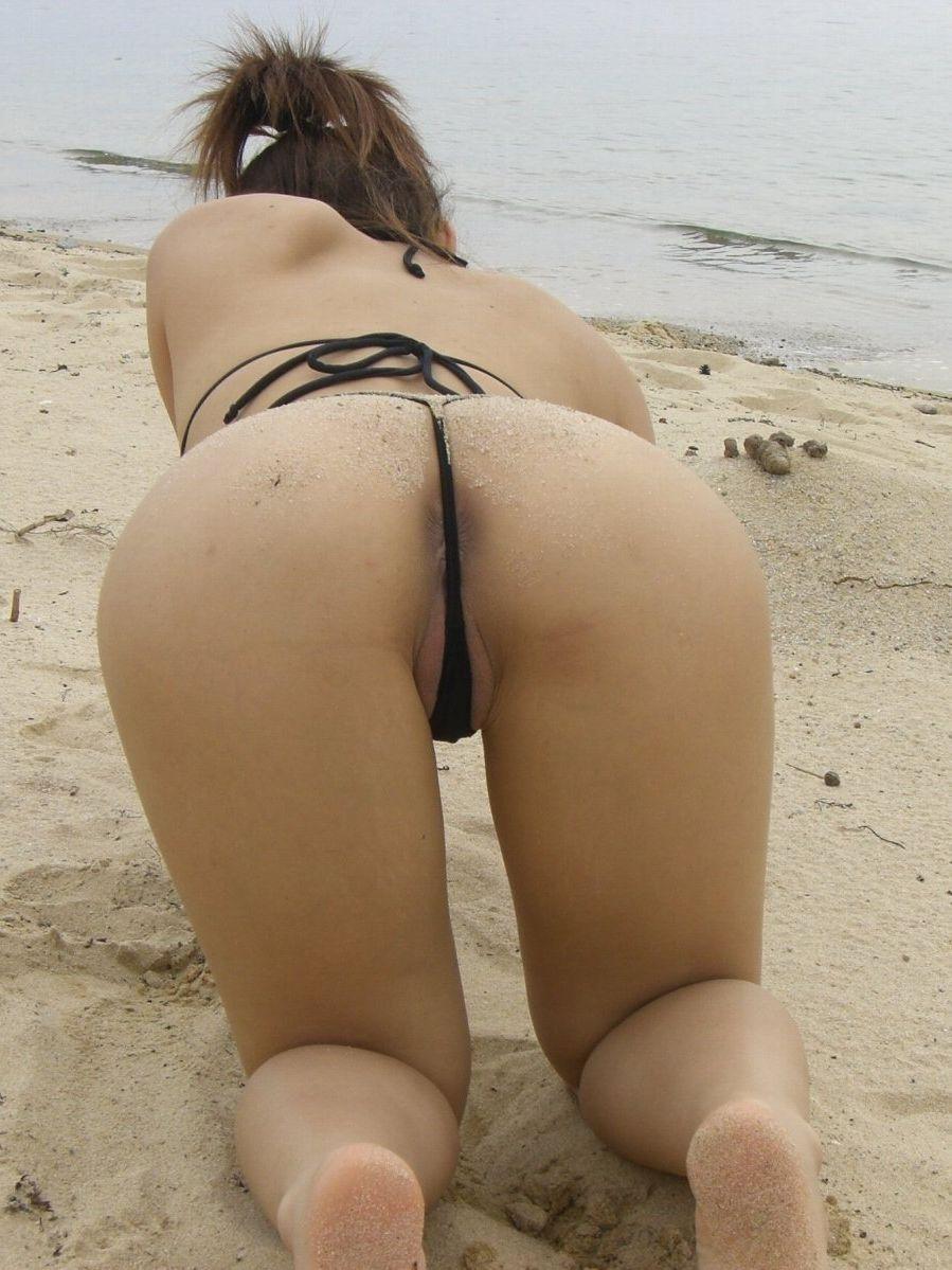 【おっぱい】海に行っても見れない変態系の水着が好きな人のための画像まとめ!【33枚】 24