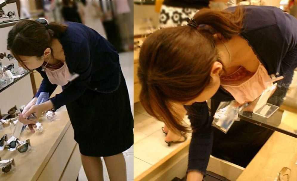 【おっぱい】乳首までチラリズムしている女の子も多く出現する夏www【30枚】 20