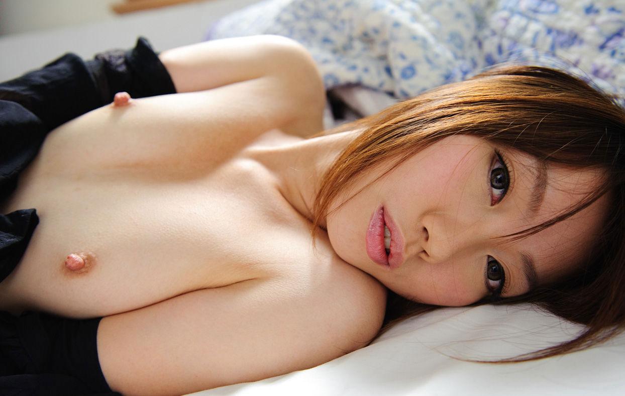 【おっぱい】寝る前に見ておきたい可愛い女の子と、そのちっぱい【24枚】 10
