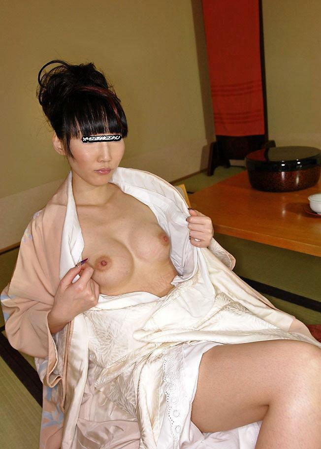 【おっぱい】9月に入ると浴衣や着物を乱したくなるのは俺だけ?【31枚】 01