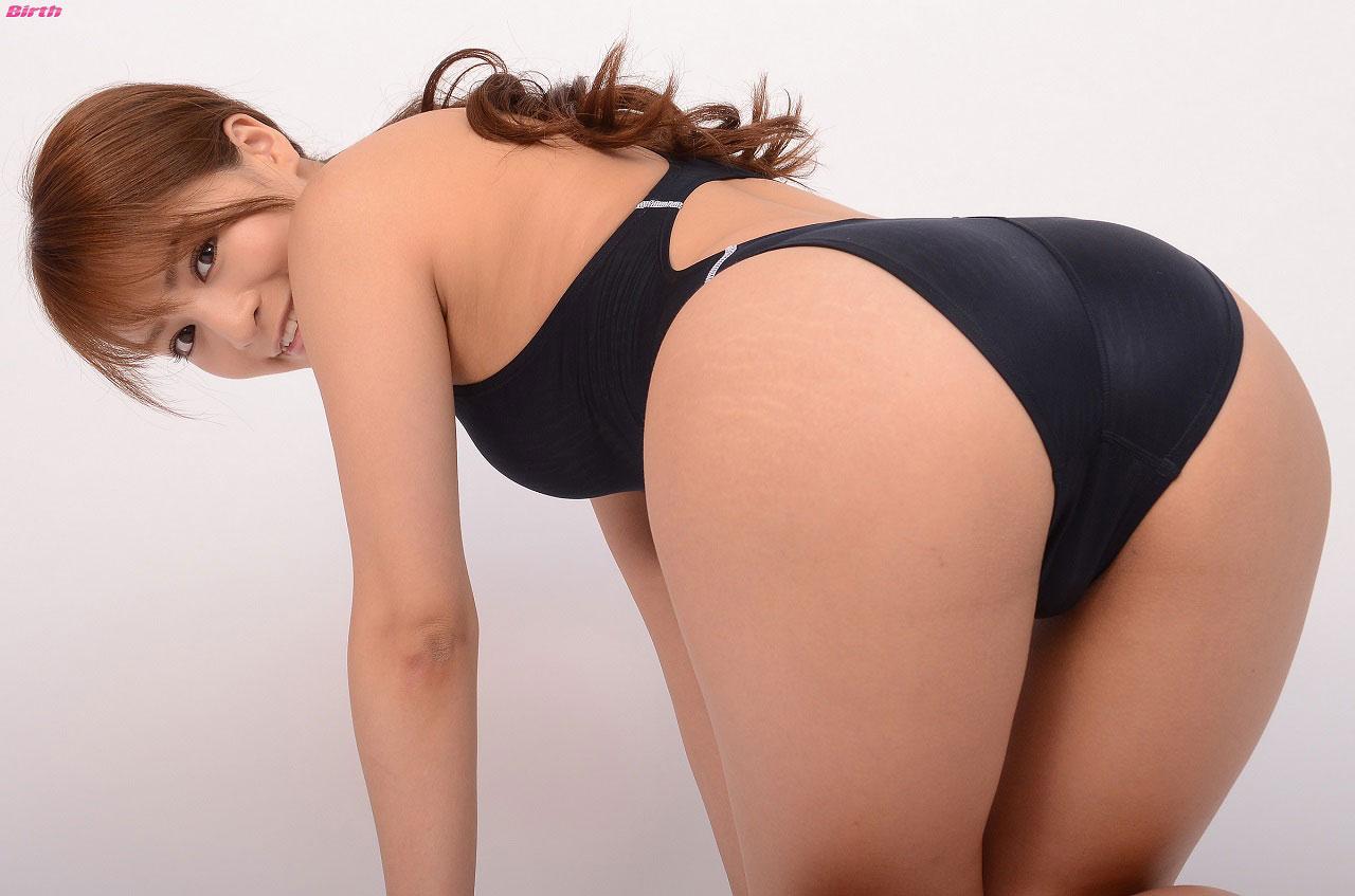【おっぱい】露出部分が少ないがゆえにエロいという競泳水着についてwww【33枚】 21