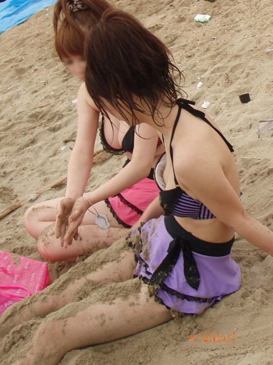 【おっぱい】残暑の季節になってきたけど関係なく抜ける水着ってwww【30枚】 04