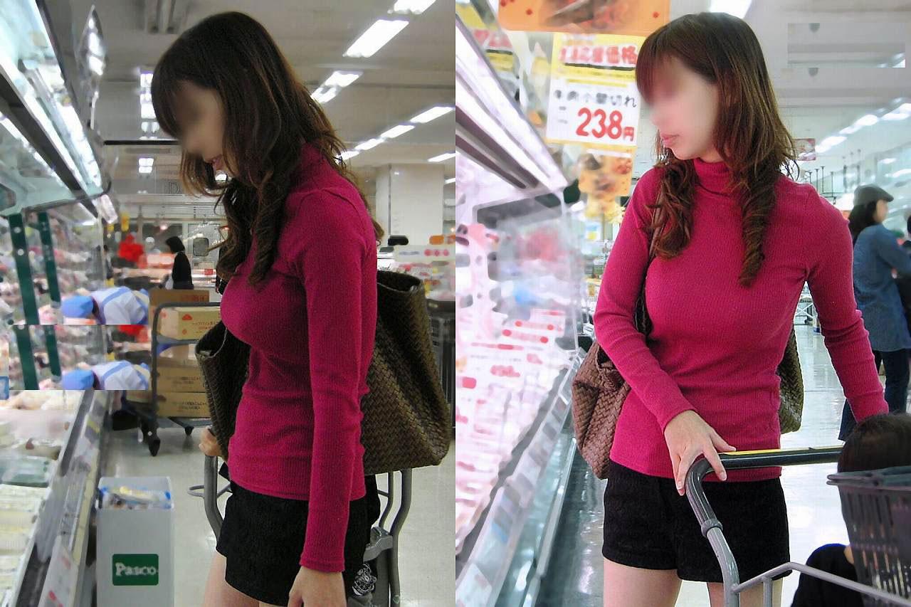 【おっぱい】年上の幼馴染みのお姉さんにして欲しいナンバーワンの服装ことセーターおっぱい【22枚】 08