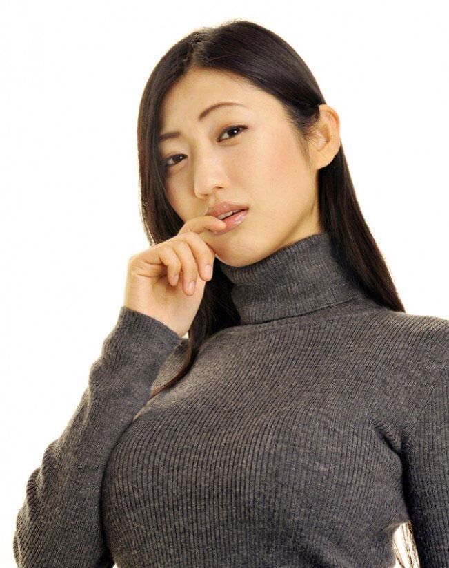 【おっぱい】年上の幼馴染みのお姉さんにして欲しいナンバーワンの服装ことセーターおっぱい【22枚】 17