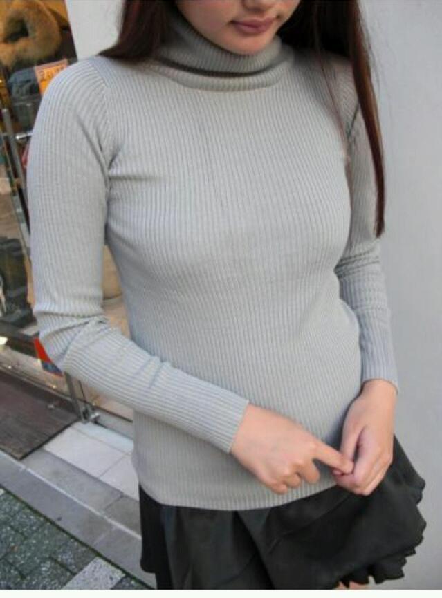 【おっぱい】年上の幼馴染みのお姉さんにして欲しいナンバーワンの服装ことセーターおっぱい【22枚】 21
