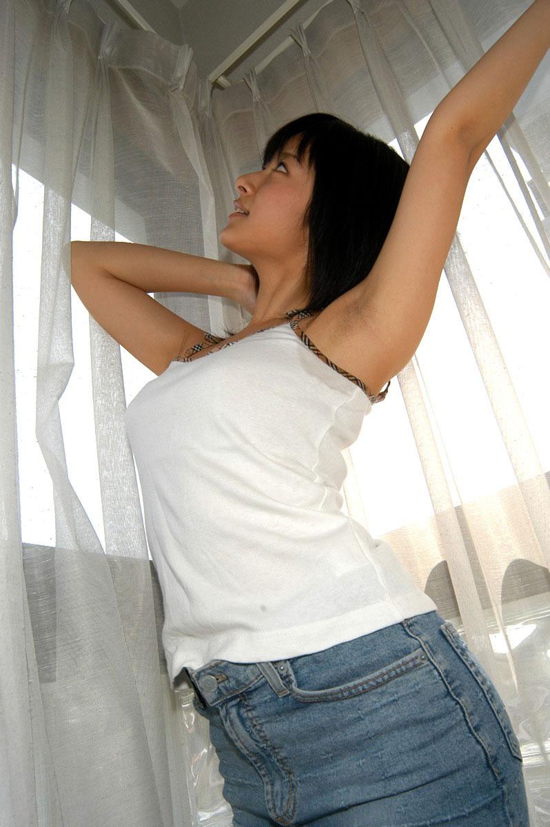 【おっぱい】腋のラインを辿っておっぱいを求めてしまうフェチな画像まとめ【30枚】 18
