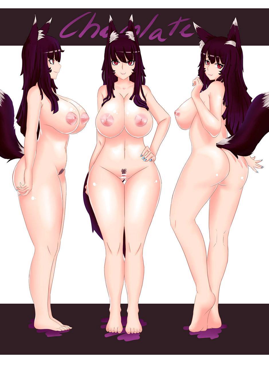 【おっぱい】丁寧に愛撫して掘り起こしたくなる陥没乳首の二次元イラスト【50枚】 45
