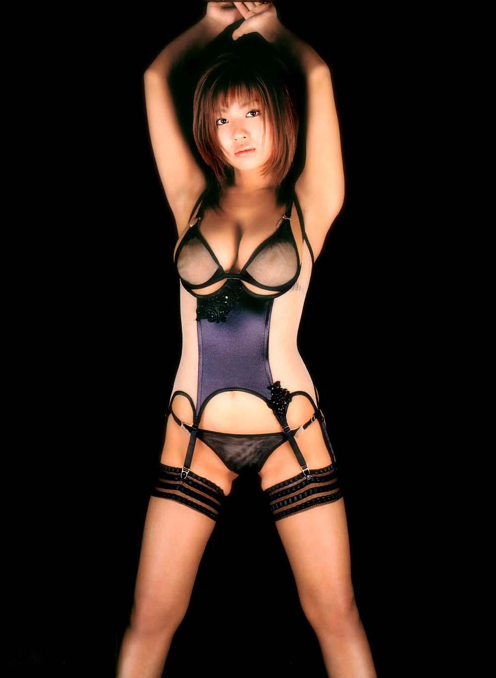 【おっぱい】セクシーランジェリー系のエロ下着を見ていると脱がすべきか迷うwww【34枚】 31