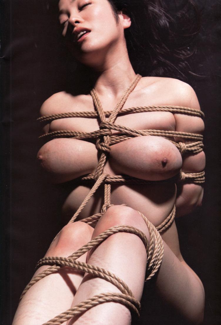 【おっぱい】緊縛や拘束された状態のおっぱいって無防備でいいよなwww【36枚】 16