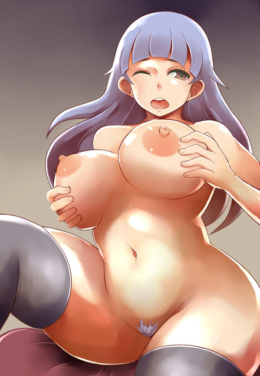 【おっぱい】肉感がムッチリしている二次元女子のエロ可愛い巨乳イラストまとめ【45枚】 20