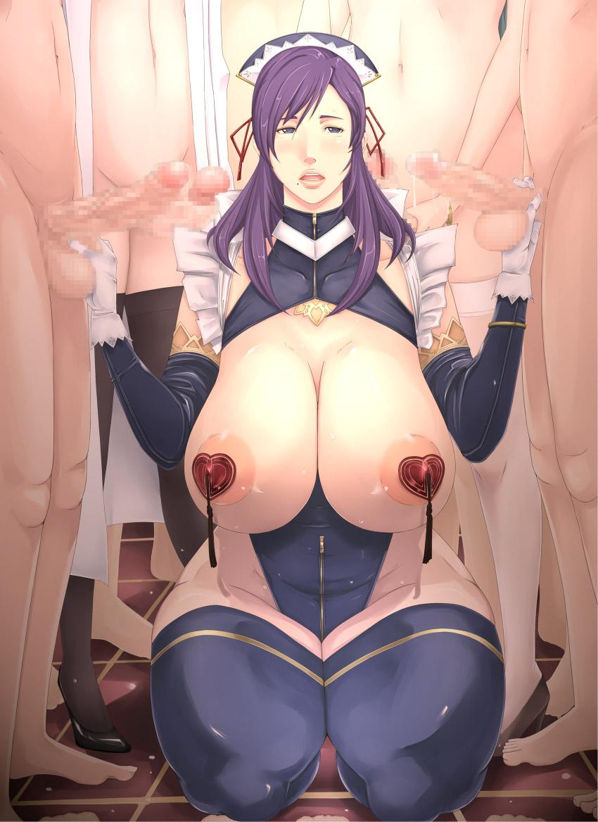 【おっぱい】肉感がムッチリしている二次元女子のエロ可愛い巨乳イラストまとめ【45枚】 44