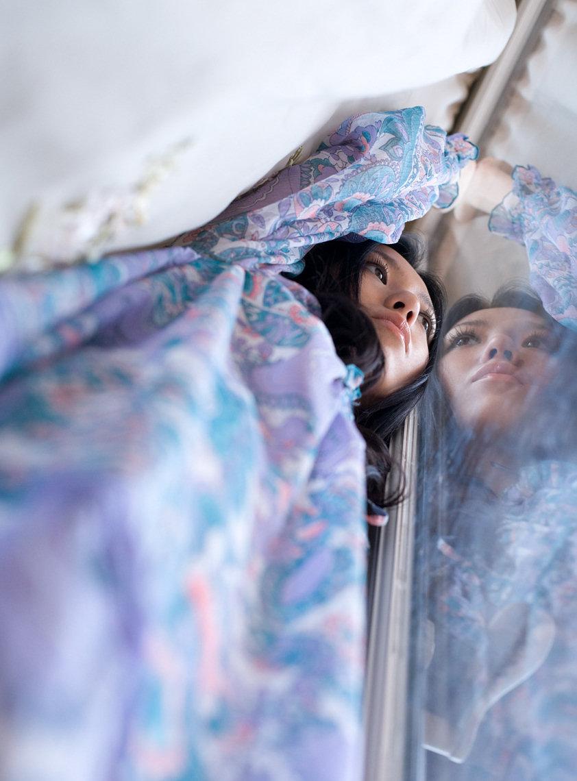 【おっぱい】鏡撮りしたヌード画像ってエロいだけじゃなくてオシャレだよなwww【31枚】 14