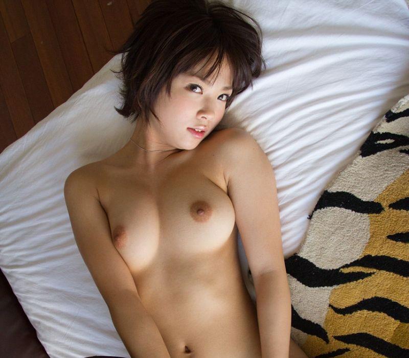 【おっぱい】美少女系の定番であるショートカット娘の可愛いおっぱいエロ画像【37枚】 10